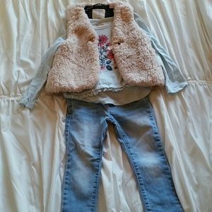 Zara Outfit (Little Girl)